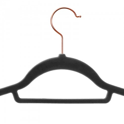 10 Stück  Kleiderbügel Hosenbügel  Kunststoff 5 Farben sortiert