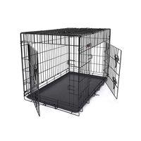 Hundekäfig XXL mit 2 Türen