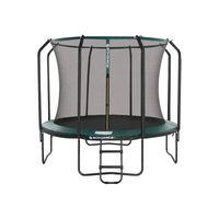 Gartentrampolin mit Netz Ø 305cm