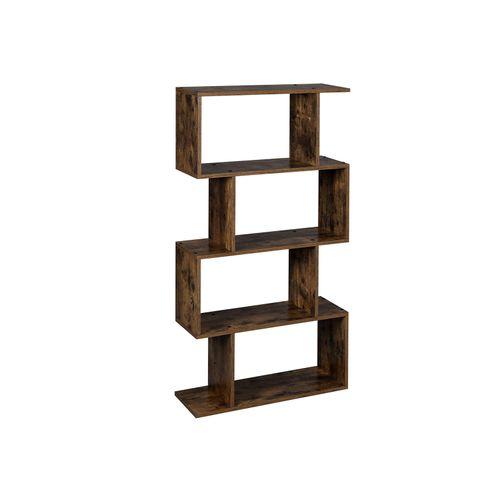 Bücherregal aus Holzspanplatte