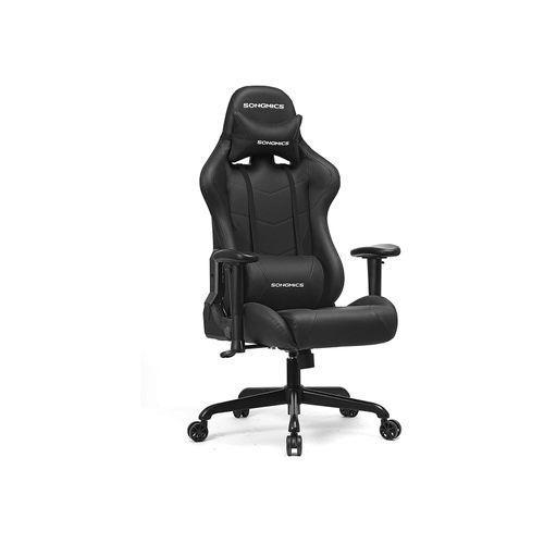 Gaming Stuhl mit hoher Rückenlehne