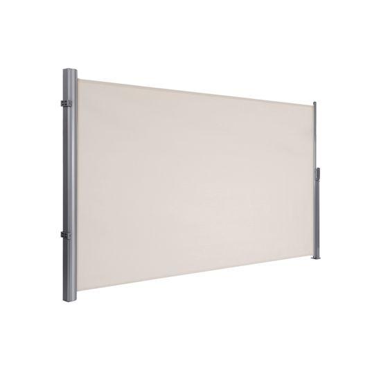 Seitenmarkise 200 x 350 cm Beige