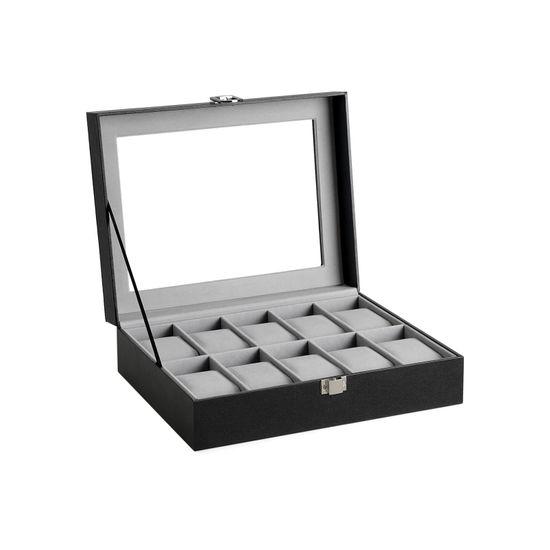 Schicke Uhrenbox für 10 Uhren