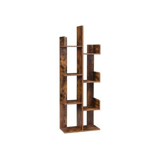 Bücherregal im Baumform