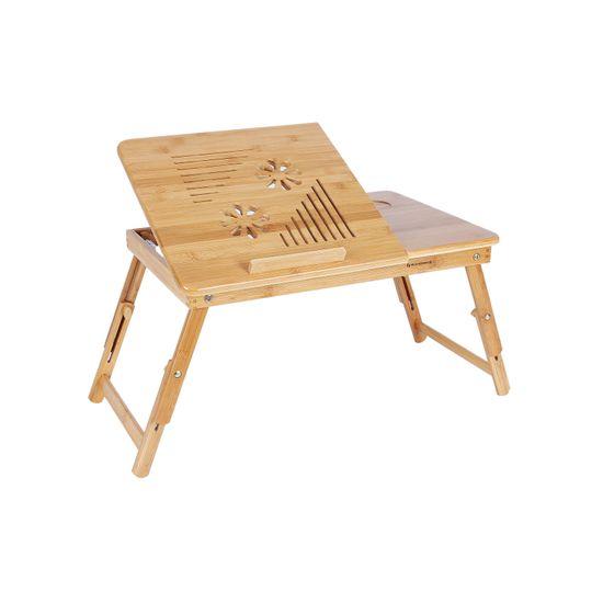 Verstellbarer Laptoptisch Bambus
