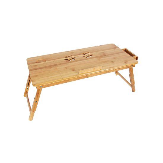 Verstellbarer Tischaufsatz Bambus