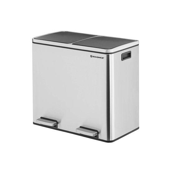 Mülleimer 48 Liter (2 x 24 L)