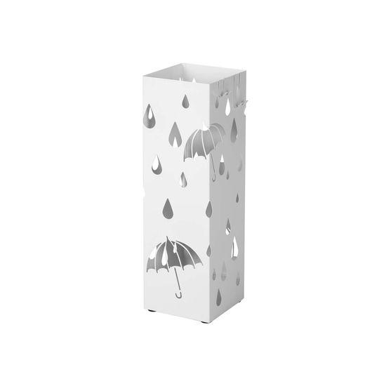 Reizender Schirmständer Weiß