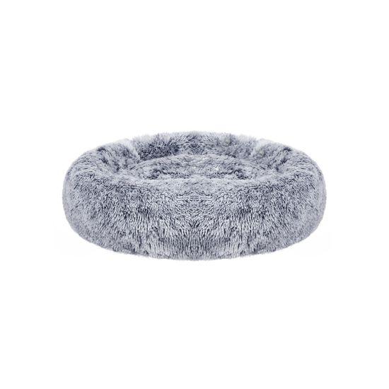 Hundebett 70 cm grau
