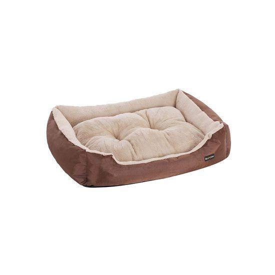 Hundebett Oxfordgewebe 65 cm Braun