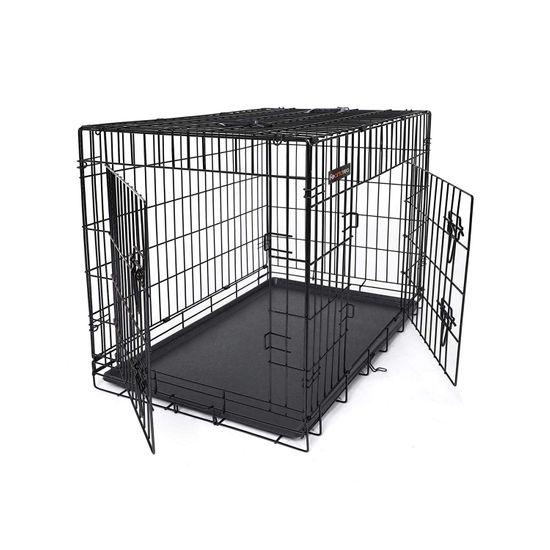 Hundekäfig XL mit 2 Türen