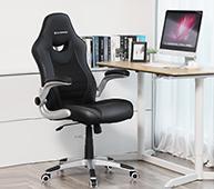 Erst die Arbeit, dann das Vergnügen? Mit unseren Bürostühlen wird Arbeit zum Vergnügen.