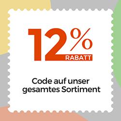 12% Rabattcode