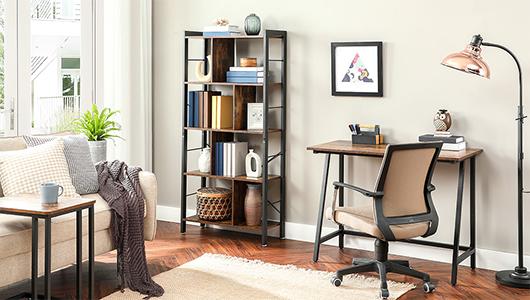 Verwandelt Ihre Wohnzimmerecke in ein Homeoffice